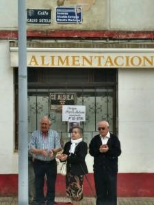 Homenaje a Enrique Maestu Martínez en Melgar de Fernamental