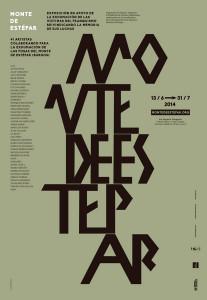 Exposición MONTE DE ESTÉPAR