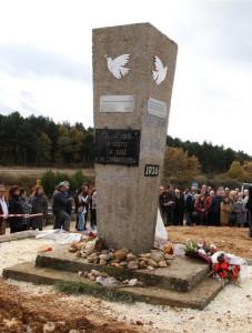 Proyecto de Crowdfunding para la identificación de los asesinados en los Montes de La Pedraja