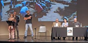 Homenaje y reinhumación de las víctimas de Monte de Estépar