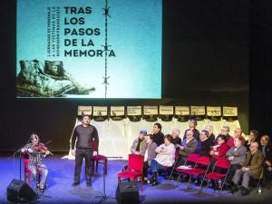 Homenaje a las Víctimas de la Represión Franquista