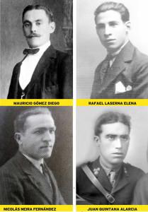 Identificados otros cuatro asesinados en Estépar