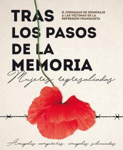 """""""Y ellas también"""". Paseo-homenaje dedicado a las mujeres represaliadas por el franquismo en Burgos"""