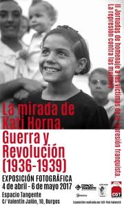 La mirada de Kati Horna. Exposición Fotográfica.